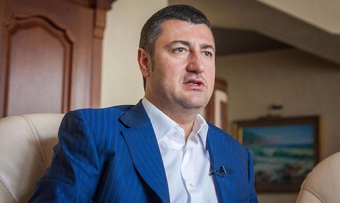 Международная компания добивается выплаты Бахматюком 2,5 млн евро долга