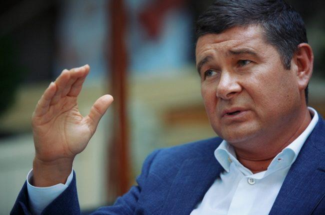 НАБУ закончило расследовать дело нардепа Александра Онищенко
