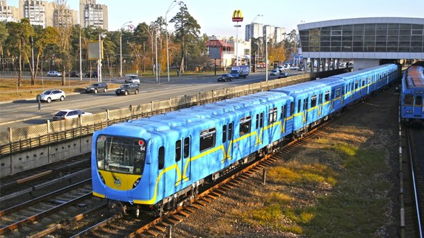 В КГГА заговорили о строительстве метро до Ирпеня и Вишневого