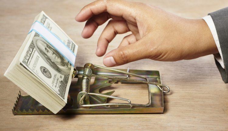 Названы самые популярные виды финансового мошенничества