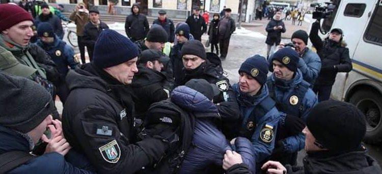 """Михаил Подоляк: """"Первое унижение аваковских"""""""