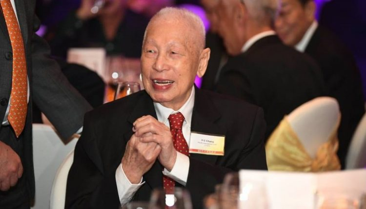 Самый пожилой миллиардер планеты живет в Сингапуре
