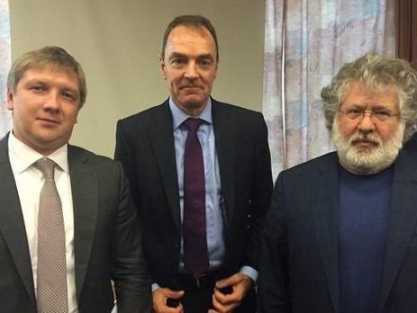 """""""Нафтогаз"""" запланировал увольнение главы """"Укрнафты"""" Марка Роллинса"""