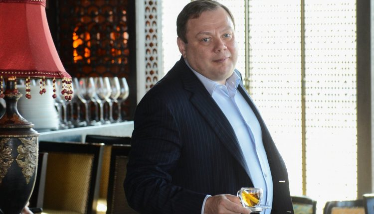 Михаил Фридман решил «закусить» Олегом Бахматюком
