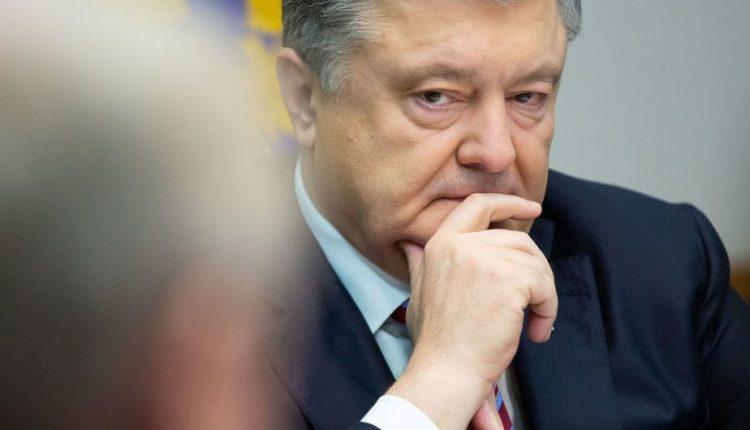 """Виктор Небоженко: """"Антиамериканские маневры Порошенко"""""""