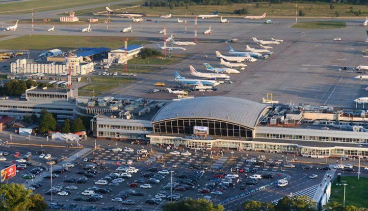 """Аэропорт """"Борисполь"""" готовят к передаче в концессию"""