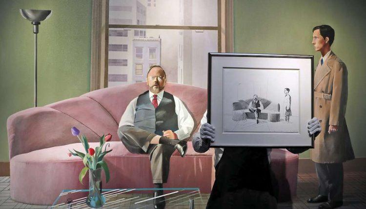 Картину самого дорогостоящего художника мира продали за $49 млн