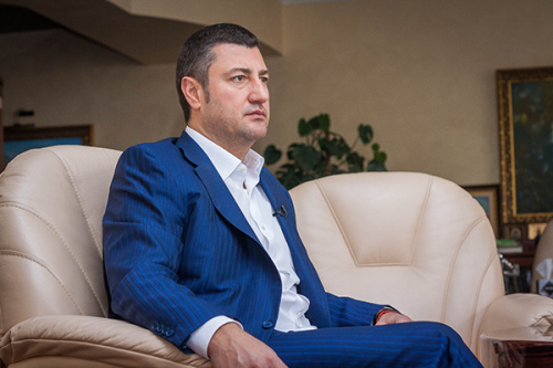 Фирма Олега Бахматюка через суд пыталась ускорить НАБУ в передаче дела его банка Нацполиции