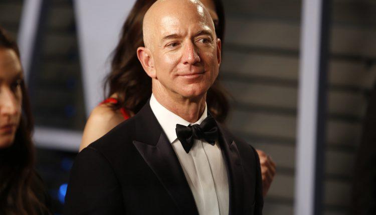 Джефф Безос после развода сохранит 75% своих акций Amazon