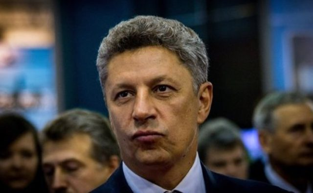 Нардеп Юрий Бойко с женой получили 9 млн гривен дохода