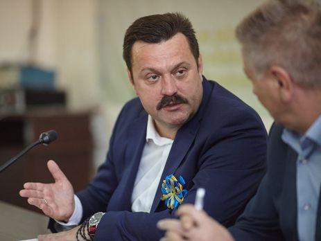 Окружение нардепа Деркача получило 42 га заповедного фонда Конча-Заспы