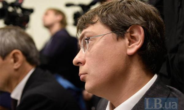 Экс-нардепа Крючкова арестовали с правом внесения залога в 7 млн