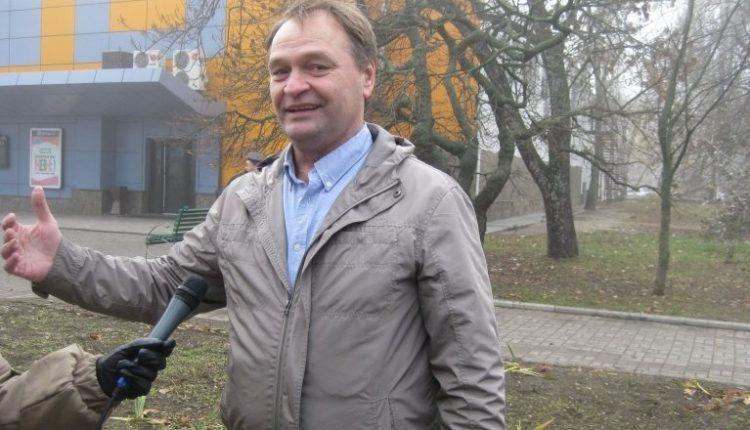 Александр Пономарев завершил «операцию» «Азмол»