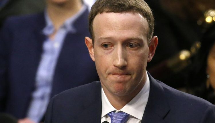 Facebook за год потратил на охрану Цукерберга более $20 млн
