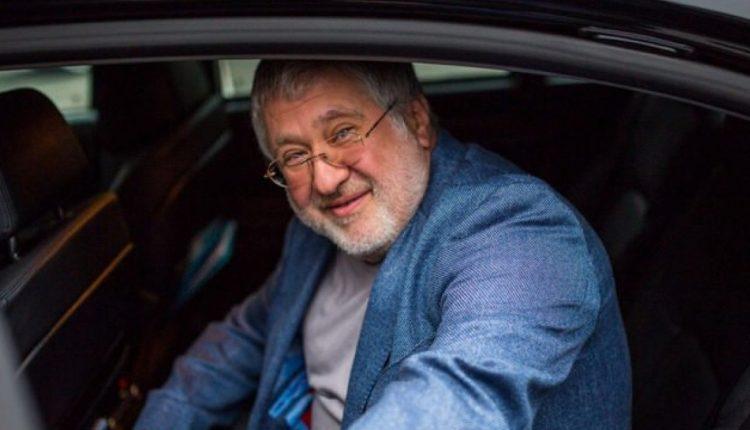 Игорь Коломойский прилетел в Киев