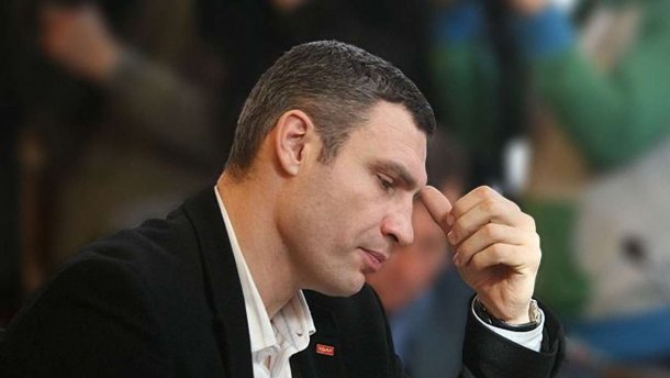 Стало известно, сколько дает в долг мэр Киева Виталий Кличко