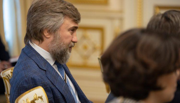 Вадим Новинский обездвижил Госгеонедр