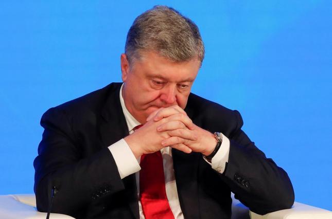 Петр Порошенко потратил на выборы 584 млн гривен собственных денег