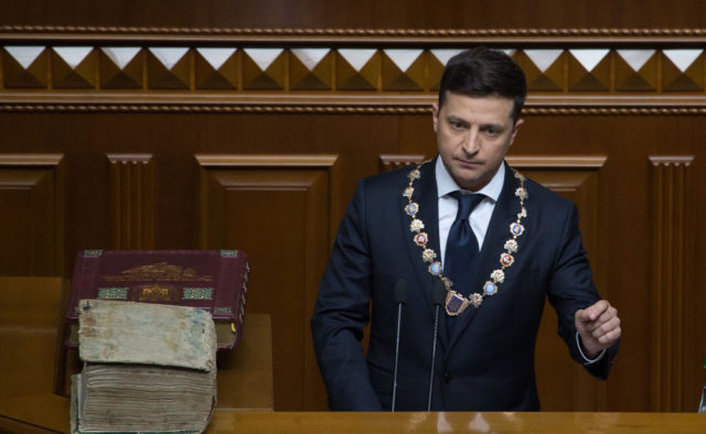 """Виктор Небоженко: """"Первые политические результаты инаугурации"""""""
