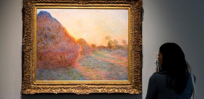 Картину Клода Моне продали на аукционе Sotheby's за $110 млн