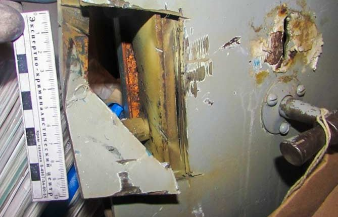 На Полтавщине ограбили банк, похитив 1,7 млн