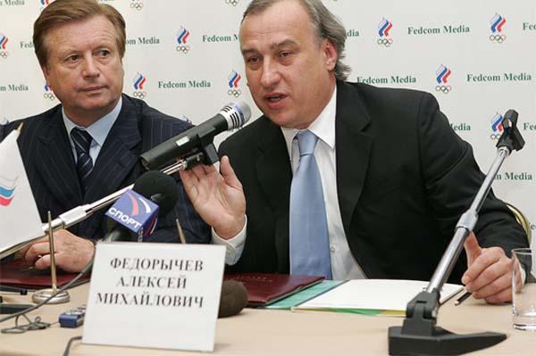 Алексей Федорычев уменьшает свою стивидорность