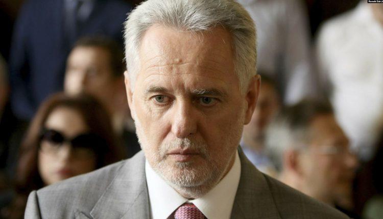 Верховный суд Австрии разрешил экстрадицию Фирташа в США