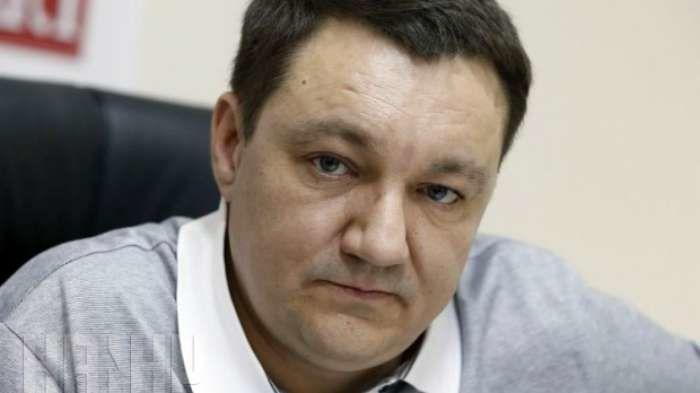 В Киеве найден застреленным нардеп Дмитрий Тымчук