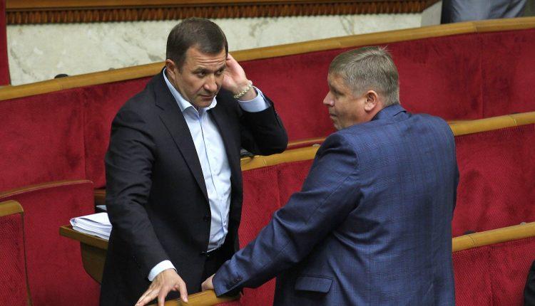 Подопечный Васюника «выбил» газовое месторождение из «Надр Украины»