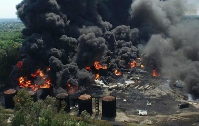 Суд принял решение о выплате 100 млн потерпевшим при пожаре на нефтебазе БРСМ в Василькове