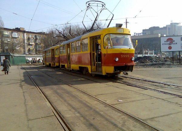 Малоизвестная фирма получит 202 млн на строительство трамвайной линии в Киеве