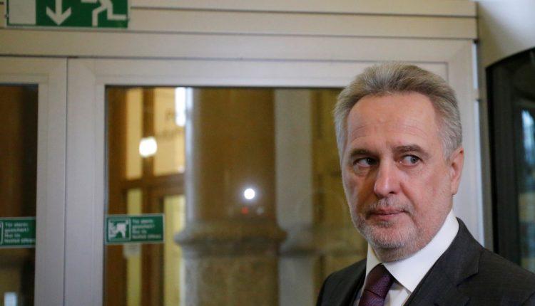 Министр юстиции Австрии дал разрешение на экстрадицию Фирташа в США