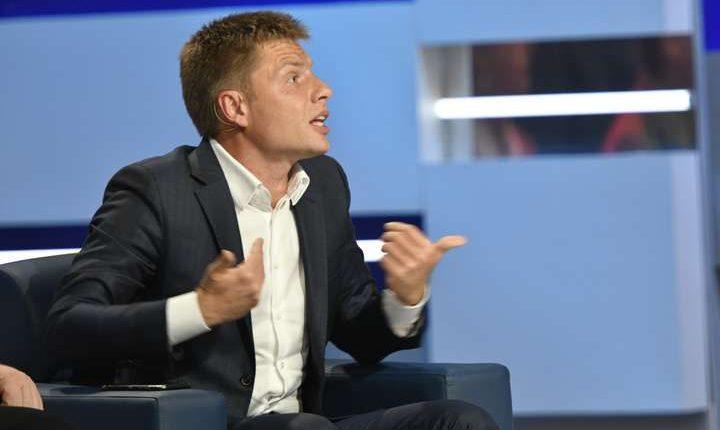 Нардеп Алексей Гончаренко сохраняет место в Раде