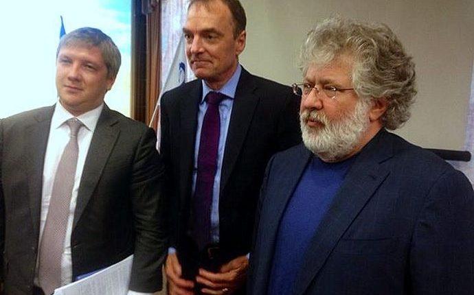 Коломойский и Коболев объединились против Гройсмана
