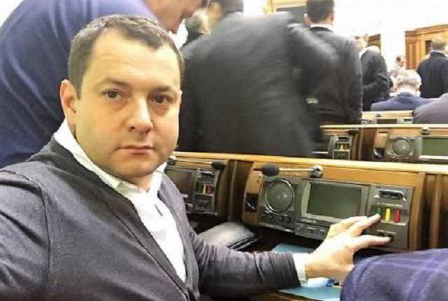 """Хозяин """"Донбассэнерго"""" Максим Ефимов сохранит кресло в Раде"""