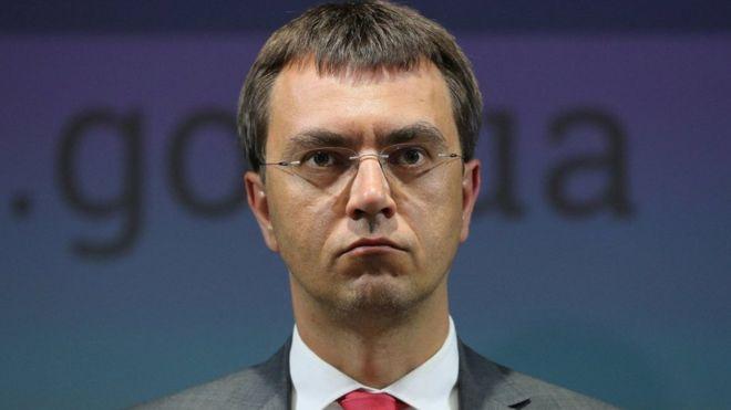Министр инфраструктуры Владимир Омелян заработал в июне 45 тысяч