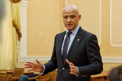 В Одессе суд оправдал тамошнего мэра Геннадия Труханова