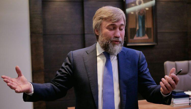 Брату Вадима Новинского прописали мораторий