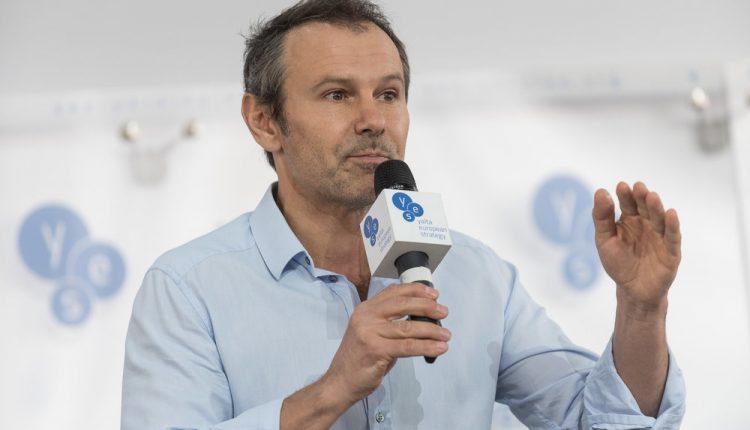 """Сергей Лямец: """"Так и не понял, зачем Вакарчук пошёл в депутаты"""""""
