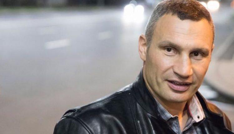Глава Офиса президента просит Кабмин уволить Кличко с должности главы КГГА
