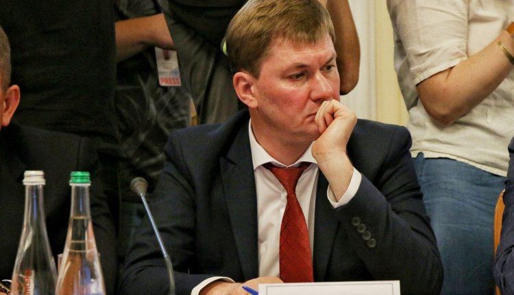 И.о. председателя ГФС Александр Власов написал заявление об увольнении