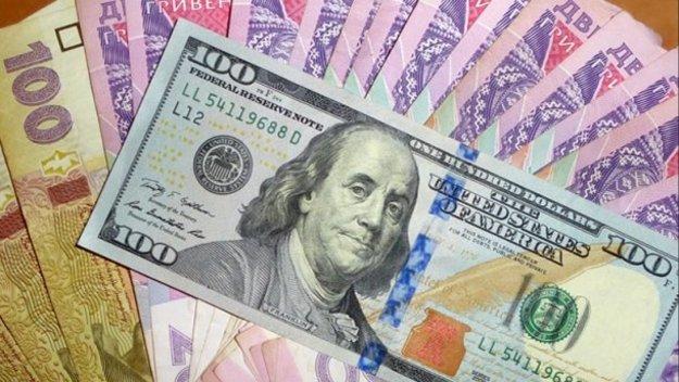 Доллар впервые с апреля прошлого года упал ниже 26 гривен
