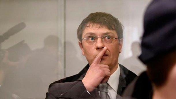 Суд снял электронный браслет с бывшего нардепа Дмитрия Крючкова