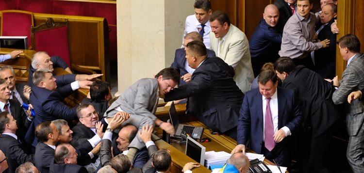 """Михаил Подоляк: """"Без оппозиции"""""""