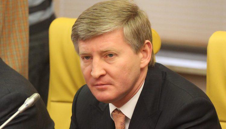 Ахметов не поделил недра с Бенедетти