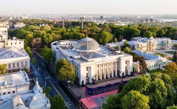 Первое заседание Верховная Рада нового созыва проведет 29 августа
