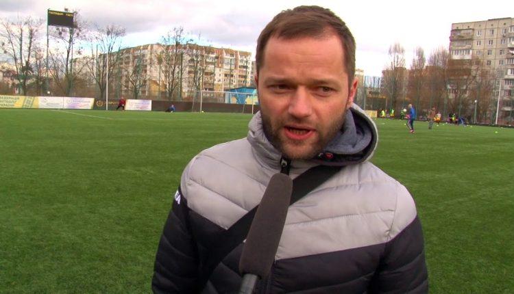Дворец спорта в Тернополе построят «футболисты»