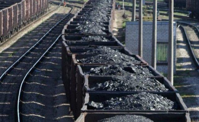 ДТЭК до конца недели получит вторую партию угля из Казахстана