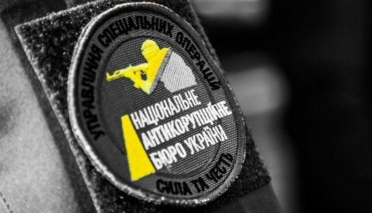 НАБУ задержало начальника Николаевского автодора на взятке в $90 тысяч