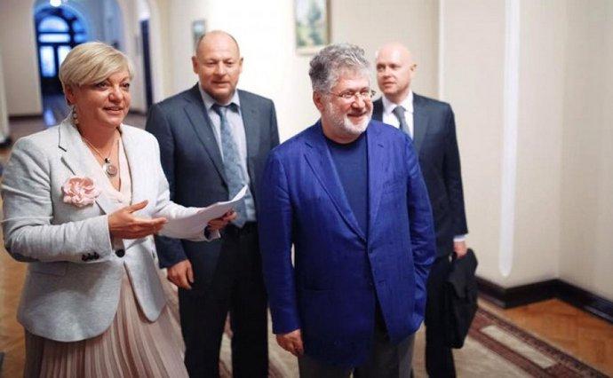 Коломойский заявил, что теперь Гонтареву, скорее всего, не выдадут